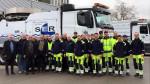 Besuch OB Keck Klärwerk Nord Oferdingen