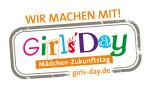 Siegel Girls'Day Wir machen mit Copyright kompetenzz.de