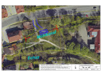 Lageplan Baustellenzufahrt Gaasgarten in Betzingen